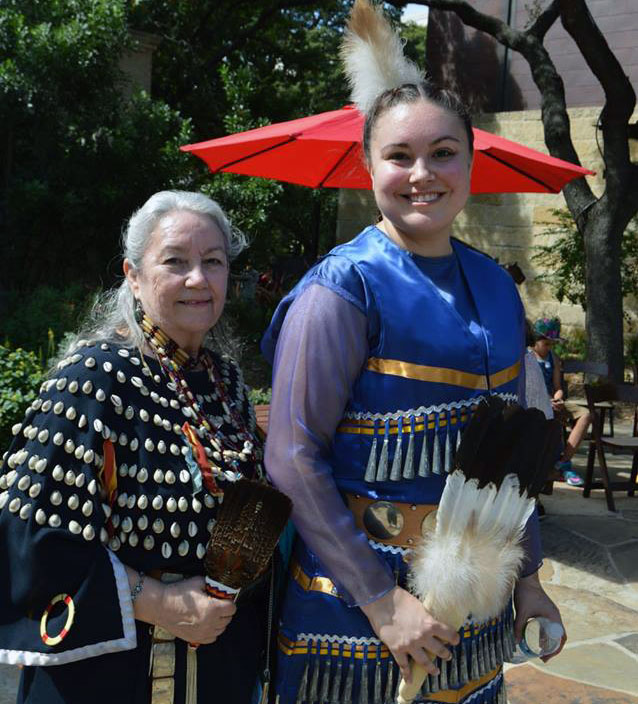 Cloth and Jingle Dress Dancers